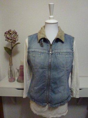 Vintage Jeansweste von Esprit