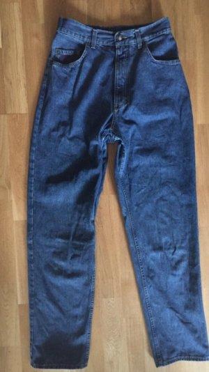 Joop! Wortel jeans blauw-donkerblauw