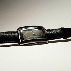 Joop! Reloj con pulsera de cuero color plata-marrón