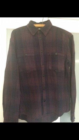 Vintage karierter Hemd