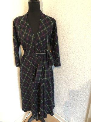 Vintage Kariertes ZARA Kleid, aus der Elle