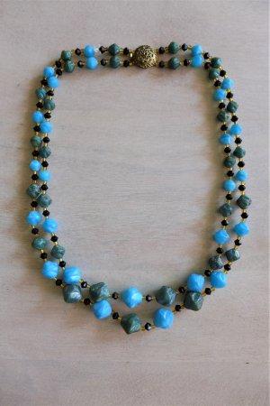 Vintage Necklace multicolored
