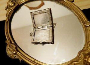 VINTAGE Kettenanhänger 925 Silber