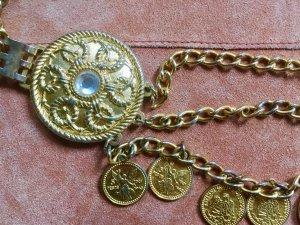Cintura con catena oro