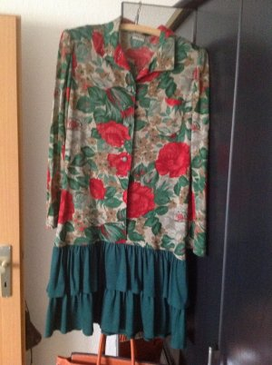 Vintage-Kleid aus den Achtzigern