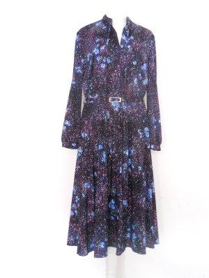 Vintage Kleid im 40er Jahre Stil Gr. 44