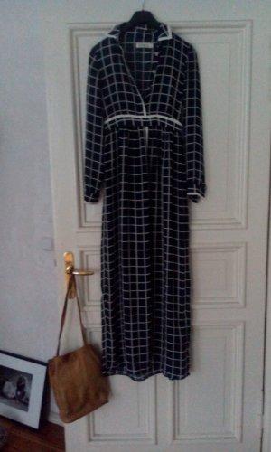 Vintage Kleid in Gitteroptik