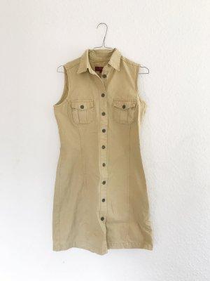 Vintage Kleid mit Knöpfen