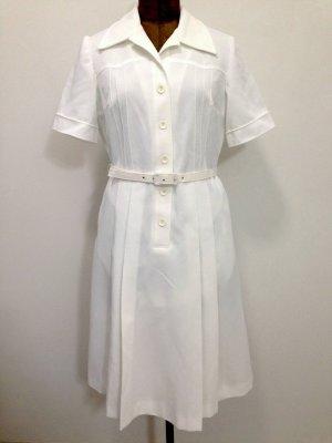 Vintage Kleid mit Knopfleiste, Gr. 42/44