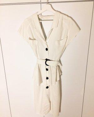 Vintage-Kleid mit Schößchen