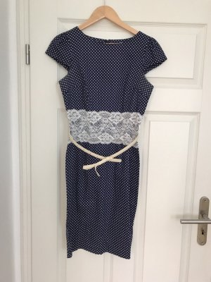 Vintage Kleid Pola Dots