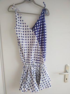 Vintage Kleid Polka Dots Pünktchen