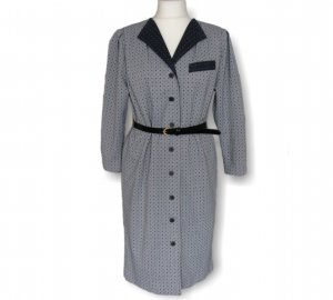 Vintage-Kleid, Retro Kietel, Mantel, Damenkleid, Größe M, einzigartig!