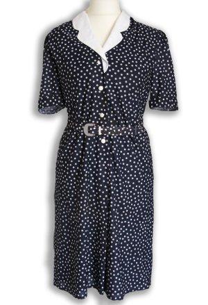 Vintage-Kleid, Retro Kleid, Damenkleid, gepunktet, einzigartig!