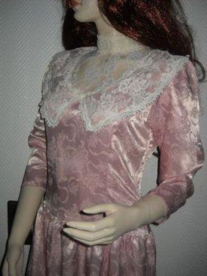 Vintage Kleid Scott McClintock Abend Abiball Cocktail alt rosa 34 36 38 XS S H M