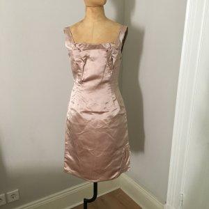 Vintage Kleid Seide Gr. 38 60er Jahre