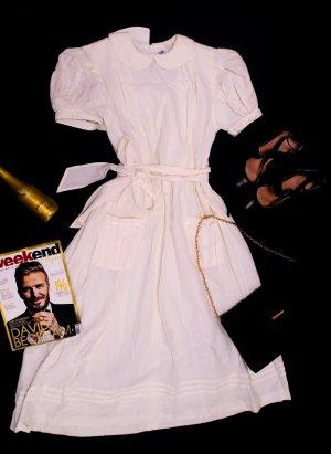 Vintage Kleid weiß