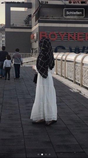 Vintage Kleid weiß neu in Verpackung