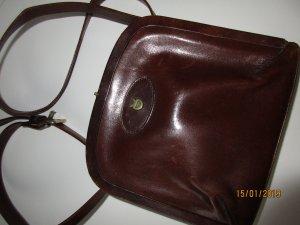 vintage kleine aigner Lederhandtasche