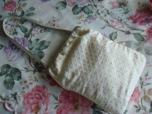 Vintage Carry Bag white-oatmeal cotton