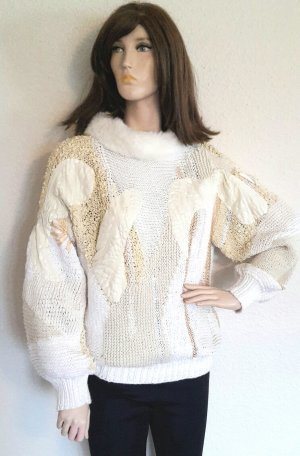 Vintage Oversized Sweater multicolored