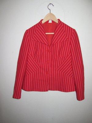 Vintage Traje para mujer rojo