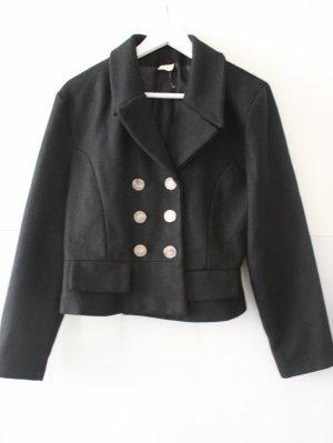 Vintage Kurzjacke aus Paris in der Bekleidungsgröße: 36