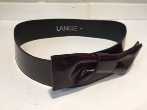 Lange Waist Belt dark brown