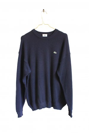 Vintage Lacoste Oversize Knit Sweater
