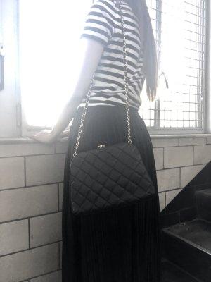 Vintage Lambskin Chanel Schultertasche
