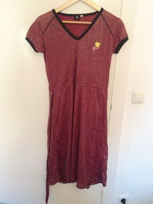 Vintage langes Kleid aus der UdSSR Große S