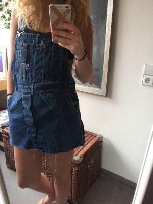 Jeansjurk blauw
