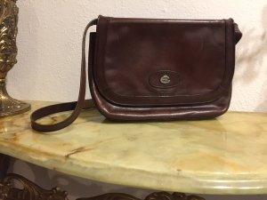 Vintage Leder Handtasche von Esquire