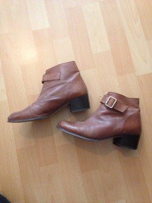 Vintage Leder Schuhe