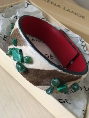 Vintage Lederarmband von Rena Lange