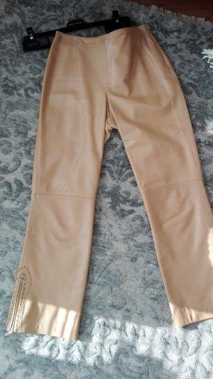 Vintage Lederhose von Escada Gr. 36