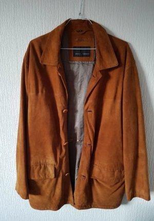 Oversized Jacket light brown