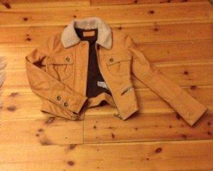 Vintage Lederjacke in XS 34