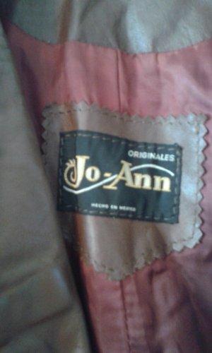 Vintage Ledermantel!