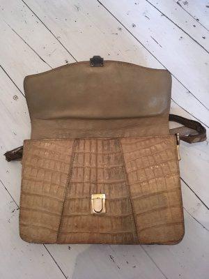 Vintage Ledertasche