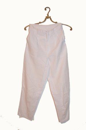 Vintage Leinen Hose