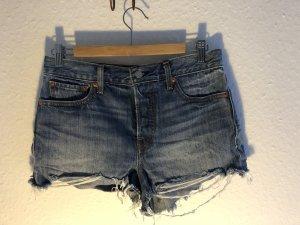 Levi's Shorts azul