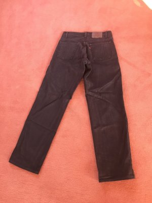 Vintage Levis 554 Jeans W29 L 34 braun ungetragen