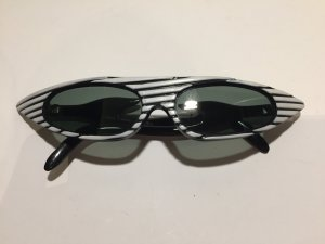 Linda farrow luxe Sunglasses black-white synthetic material
