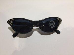 Vintage Linda Farrow Sonnenbrille mit Strass