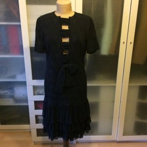 Vintage Louis Feraud Cocktail Kleid Gr. 40 top Zustand