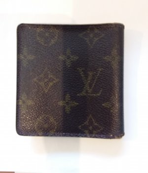vintage louis vuitton geldbörse Porte-billets carte bleue