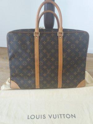 Vintage Louis Vuitton Porte Documents Voyage Business-Tasche bzw. Aktentasche, Laptoptasche