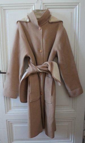 Vintage Mantel aus 100% Wolle