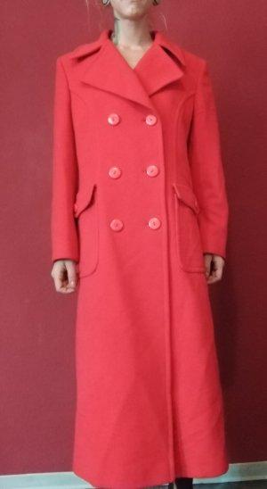 Vintage Mantel, knöchel lang